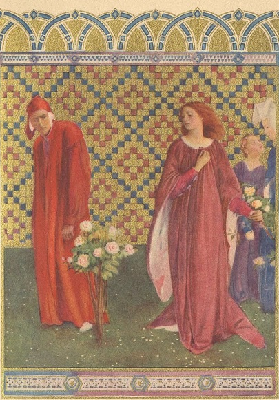 dante alighieri and the love for beatrice portinari as his inspiration The inspiration for dante's poetry was beatrice portinari (guided by beatrice) links of interest about dante alighieri, his life.