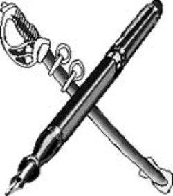 pen and by sword The pen is mightier than the sword is a metonymic adage, coined by english author edward bulwer-lytton in 1839, indicating that communication (particularly written.